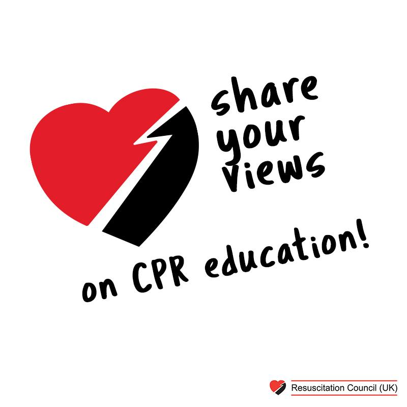 Resus UK CPR Logo