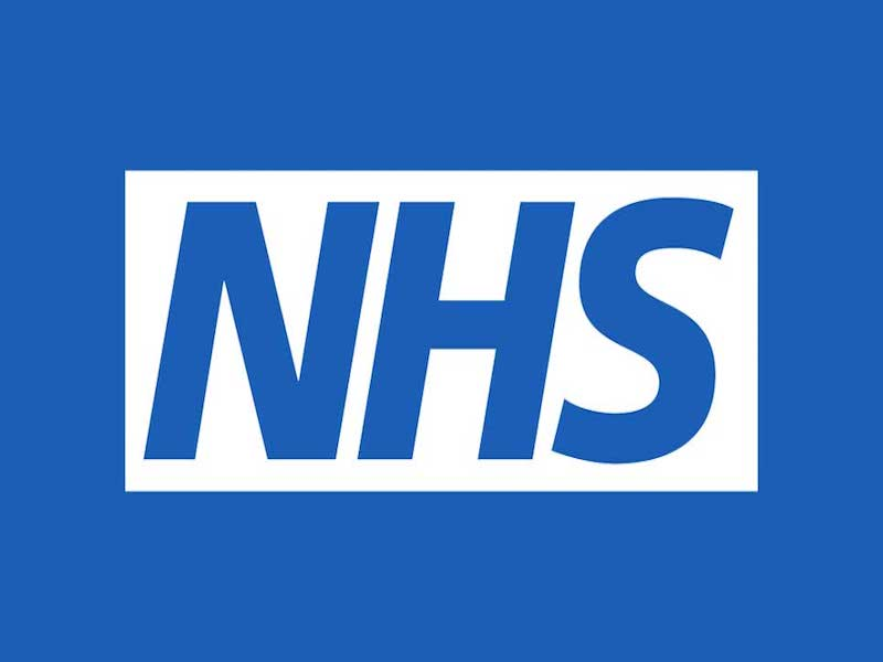 NHS logo for News